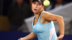 Юлия Путинцева проиграла в квалификации турнира WTA в Цинциннати