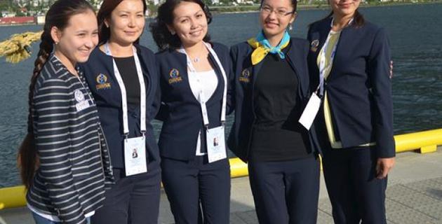 Женская сборная Казахстана заняла шестое место на Всемирной шахматной Олимпиаде