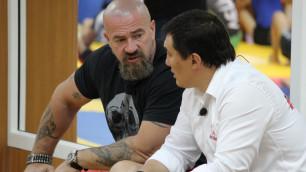 Я постарался сделать честное кино про казахских бойцов - Сергей Бадюк