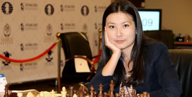 Казахстанка Даулетова стала бронзовым призером Всемирной шахматной Олимпиады
