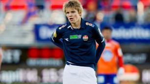 В сборную Норвегии вызван 15-летний футболист