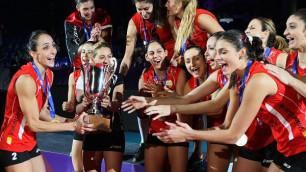 Похищены трофеи чемпионата мира по волейболу в Рио-де-Жанейро
