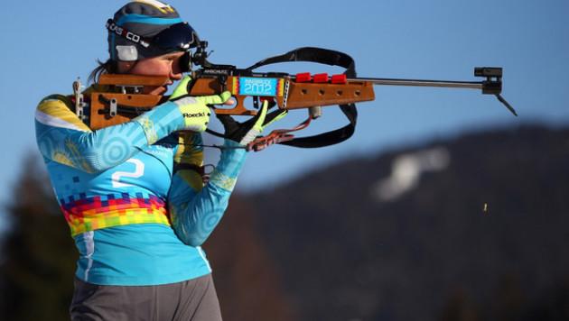Казахстанка Вишневская стала серебряным призером чемпионата мира по летнему биатлону