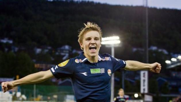 За сборную Норвегии дебютировал 15-летний футболист