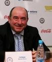 Михаил Гурман принял вызов Али Алиева в Ice Bucket Challenge
