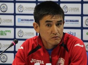 Смаков добавил харизмы игре Казахстана - тренер Кыргызстана