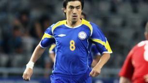 Смаков выйдет в стартовом составе сборной Казахстана в матче с Кыргызстаном