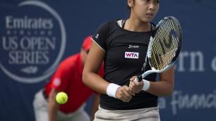 Зарина Дияс номинирована на звание восходящей звезды мирового тенниса