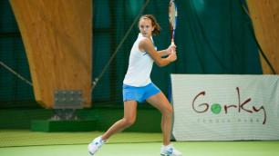 Казахстанская теннисистка выиграла парный разряд турнира серии ITF в Москве