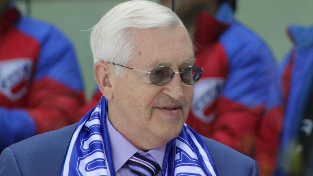 Казахстанский хоккей стремительно развивается - Борис Михайлов