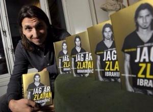 Златан Ибрагимович выпустит продолжение своей автобиографии