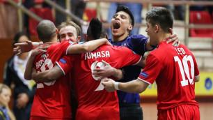 В Алматы в начале октября пройдет Суперкубок мира по футзалу