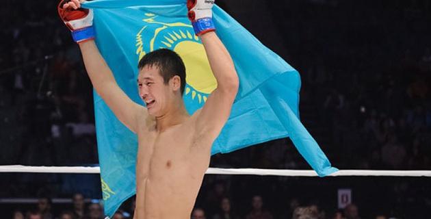 Казахстанец Рахмонов принес вторую медаль чемпионата мира по ММА
