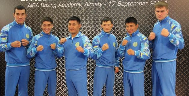 Казахстанские боксеры Жакипов и Ниязымбетов узнали своих соперников по проекту AIBA Pro Boxing