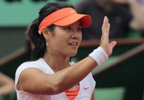 Ли На объявила о завершении карьеры
