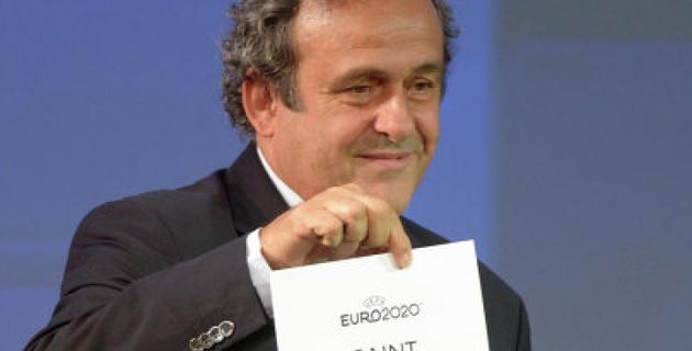 Названы города чемпионата Европы по футболу 2020 года