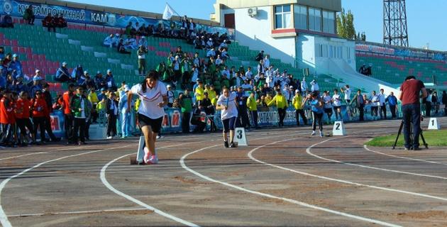 В Кызылорде за звание лучших в спорте соревнуются нефтяники