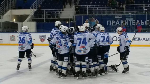 """Благодаря дублю Каирова """"Снежные Барсы"""" установили личный победный рекорд в МХЛ"""
