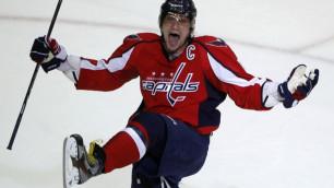 """Дубль Овечкина помог """"Вашингтону"""" победить """"Бостон"""" в предсезонном матче НХЛ"""