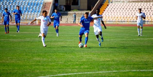"""Игроков """"Кайрата"""" и """"Ордабасы"""" дисквалифицировали за драку во время матча"""
