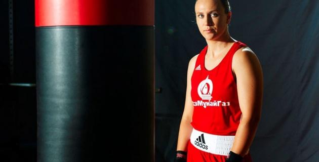 Марина Вольнова стала бронзовым призером Азиатских игр