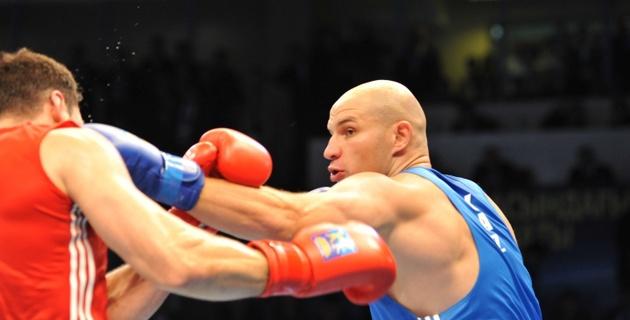 Иван Дычко победил нокаутом в стартовом бою на Азиаде в Инчхоне