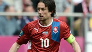 Сборная Чехии по футболу назвала состав на матч с Казахстаном