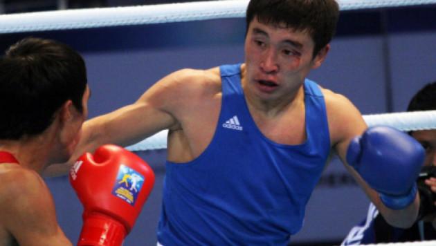 Боксер Кайрат Ералиев стал бронзовым призером Азиады в Инчхоне