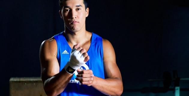 Прямая трансляция финальных боев Азиады с участием казахстанских боксеров
