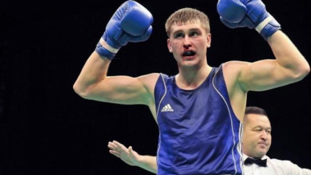 Боксер Антон Пинчук оказался сильнее иранца в финале Азиатских игр