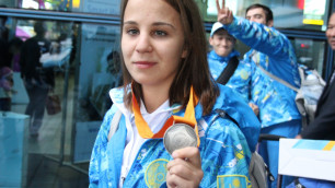 Опыт участия на прошлых играх помог в Инчхоне - каратистка Екатерина Хуповец