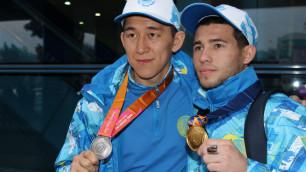 В финале судьи приняли спорное решение - серебряный призер Азиады по карате Ринат Сагандыков