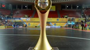 Алматы вновь примет элитный раунд Кубка УЕФА по футзалу
