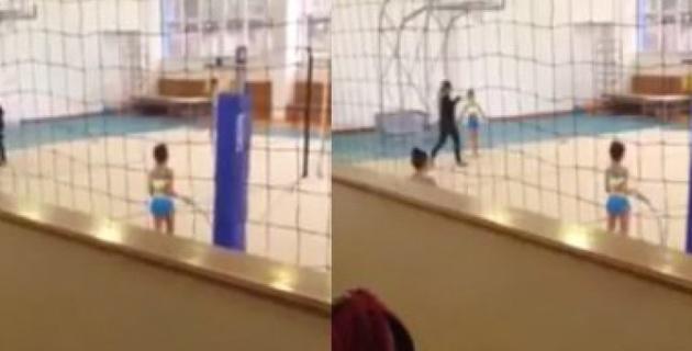 Видео с избиением юной гимнастки в Алматы появилось в Интернете