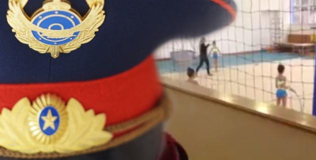Полиция изучит видео с избиением ребенка на тренировке по гимнастике