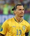 Ибрагимович не выйдет в стартовом составе сборной Швеции в матче против России