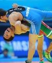 """Казахстанский борец выиграл """"бронзу"""" Азиады с сотрясением и сломанной челюстью"""
