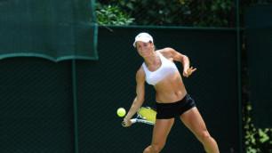 Путинцева проиграла Стосур в четвертьфинале турнира WTA в Осаке