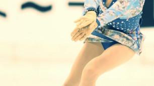 Стать олимпийской чемпионкой - это реально - фигуристка Элизабет Турсынбаева