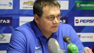 Был принципиальный матч с прямым противником за плей-офф - Андрей Назаров