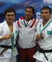 Три медали завоевали казахстанские дзюдоисты на мировом Гран-при в Астане