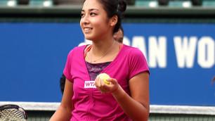 Зарина Дияс впервые в карьере вошла в ТОП-35 сильнейших теннисисток мира