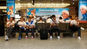 Сборная Чехии потратила на полет в Казахстан около 16 миллионов тенге