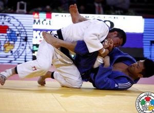 Ахметжанов стал серебряным призером Гран-при по дзюдо в Астане