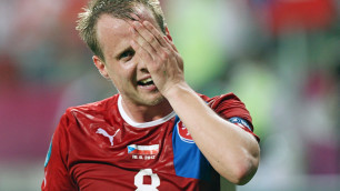 Поспали в самолете, сэкономили силы - футболист сборной Чехии Лимберски