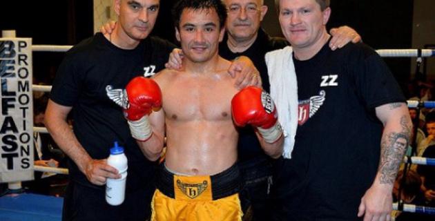 Боксер Жанат Жакиянов улучшил позицию в обновленном рейтинге WBA