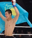 19-летний казахстанский боец с победы дебютировал на профессиональном ринге М-1