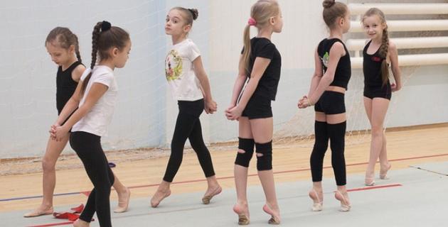 Порно юная гимнастика