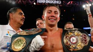 Головкин претендует на звание лучшего P4P-боксера в мире