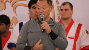 Казахстан - это страна не солдатов, а сильных воинов - актер Кэри-Хироюки Тагава